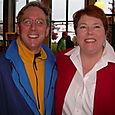 Doug and MaryJo